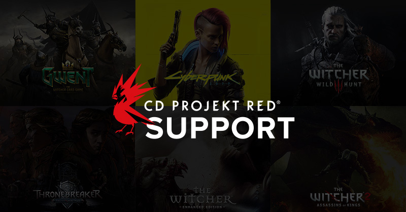support.cdprojektred.com