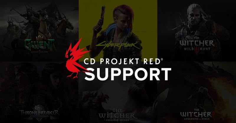 support.cdprojektred.com
